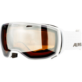 Alpina Estetica HM Goggles white/black